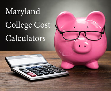 Maryland College Cost Calculators