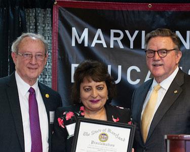 Maryland International Education Consortium's Celebration